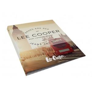 Classeur à anneaux Lee Cooper London
