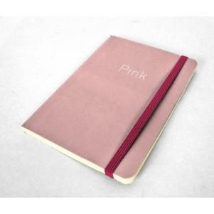 Carnet de notes Soft rose