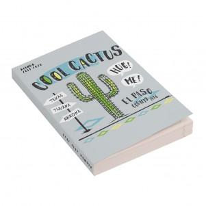 Agenda 12x17cm - 2019/2020 - Cactus