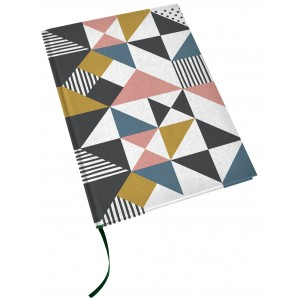 Carnet de notes 15x21cm Scandinave