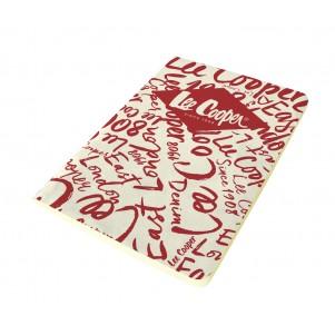 Carnet 11x15cm couverture souple Lee Copper Original