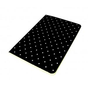 Carnet 11x15cm couverture souple Poinçon
