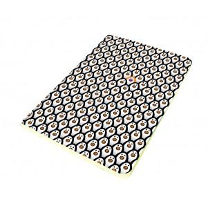 Carnet 11x15cm couverture souple Pinguie