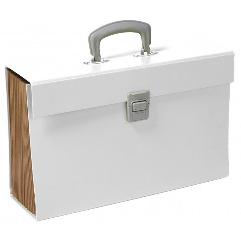 trieur malette coloris blanc clementinafrog. Black Bedroom Furniture Sets. Home Design Ideas