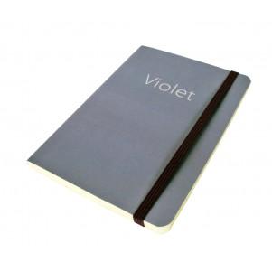 Carnet de notes Soft Parme