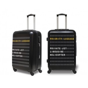 "Lot de 3 valises rigides 50/60/70cm ""Airport"""